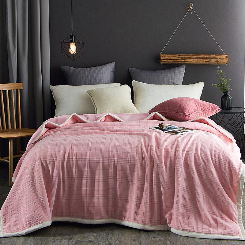"""Плед Tango """"Madison"""", цвет: розовый, 200 х 220 см"""
