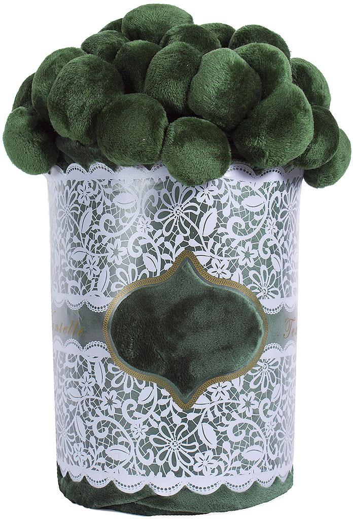 Плед Мадмуазель Бато Лавуар, цвет: зеленый, 210 х 220 см. vtx260437vtx260437Коралловый флис - это разновидность флиса, имеющая более высокие показатели плотности и объема. Также у кораллового флиса более высокий и пушистый ворс, который на ощупь напоминает плюш или искусственный мех. Коралловый флис сохраняет все свойства обычного флиса: воздухопроницаемость, удержание тепла, износостойкость, простота в уходе. Покрывала и пледы из кораллового флиса смотрятся очень эффектно за счет более высокого ворса.