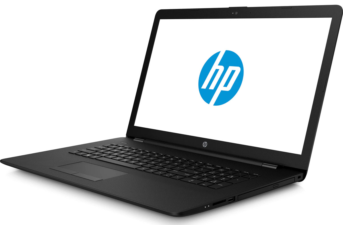 HP 17-ak059ur, Black (2CR24EA)2CR24EAСтильный ноутбук HP 17-ak059ur, помимо выполнения повседневных задач, поможет вам оставаться на связи весьдень.Благодаря неизменно высокой производительности и длительному времени работы от аккумулятора выможете с комфортом пользоваться Интернетом, вести потоковое вещание и оставаться на связи с нужнымилюдьми.Процессор AMD A9-9420 и дискретная графика Radeon 530 обеспечивают неизменно высокуюпроизводительность, которая необходима для работы и развлечений.Надежность и долговечность ноутбукапозволят легко выполнять все необходимые задачи.Превосходно спроектированный как изнутри, так и снаружи, этот ноутбук HP с экраном диагональю 43,9 см (17,3дюйма) идеально подойдет для вашего образа жизни.Развлекайтесь и оставайтесь на связи с друзьями и семьей благодаря превосходному дисплею HD+. Кроме того, сэтим ноутбуком ваши любимые музыка, фильмы и фотографии будут всегда с вами.Память DDR4 - это будущее ОЗУ. Она отличается большей эффективностью, надежностью и скоростью работы.Расширение полосы пропускания способствует увеличению производительности всех процессов дляэффективной работы в многозадачном режиме и высокой скорости обработки компьютерных игр.Будьте уверены в своих возможностях - используйте улучшенную версию привычной ОС Windows.Точные характеристики зависят от модификации.Ноутбук сертифицирован EAC и имеет русифицированную клавиатуру и Руководство пользователя