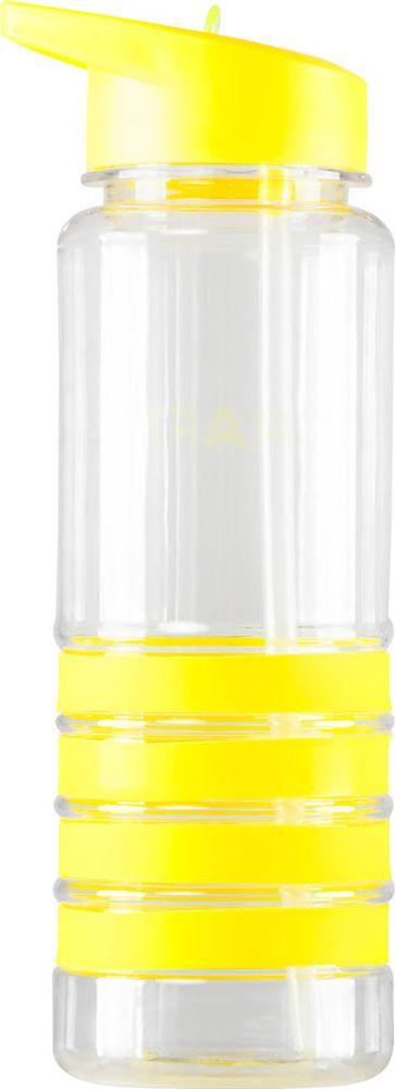 Бутылка для воды Craft, цвет: желтый, 750 мл1906151/809000