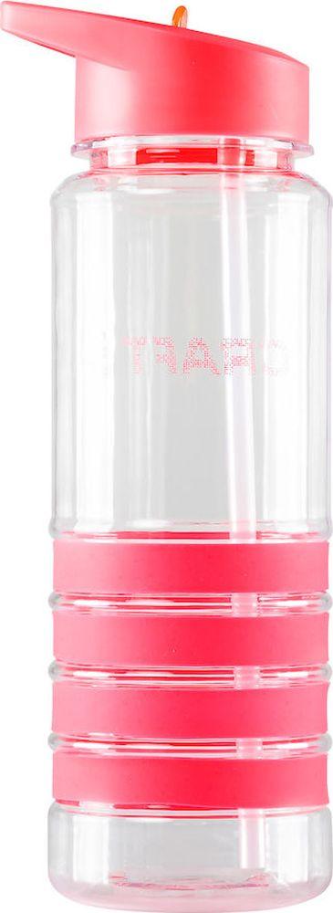 "Бутылка для воды ""Craft"", цвет: розовый, 750 мл"