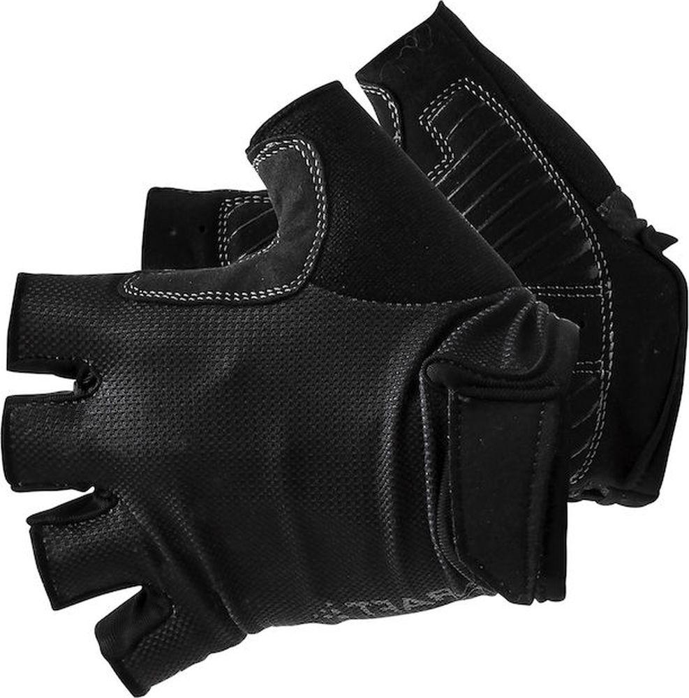 Велоперчатки Craft Go Glove, цвет: черный. 1906148/999900. Размер L (10)1906148/999900