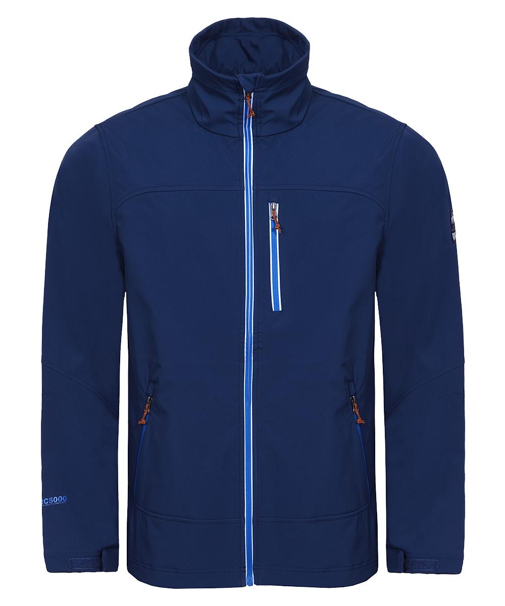 Куртка мужская Guahoo, цвет: темно-синий. G42-8860J/NV. Размер XXL (56) куртка мужская guahoo цвет темно синий g42 8860j nv размер xxl 56