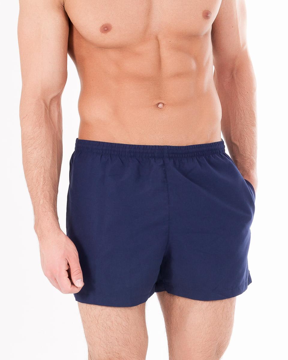 Шорты мужские Mark Formelle, цвет: темно-синий. 131028_17-356-9. Размер XXL (54)