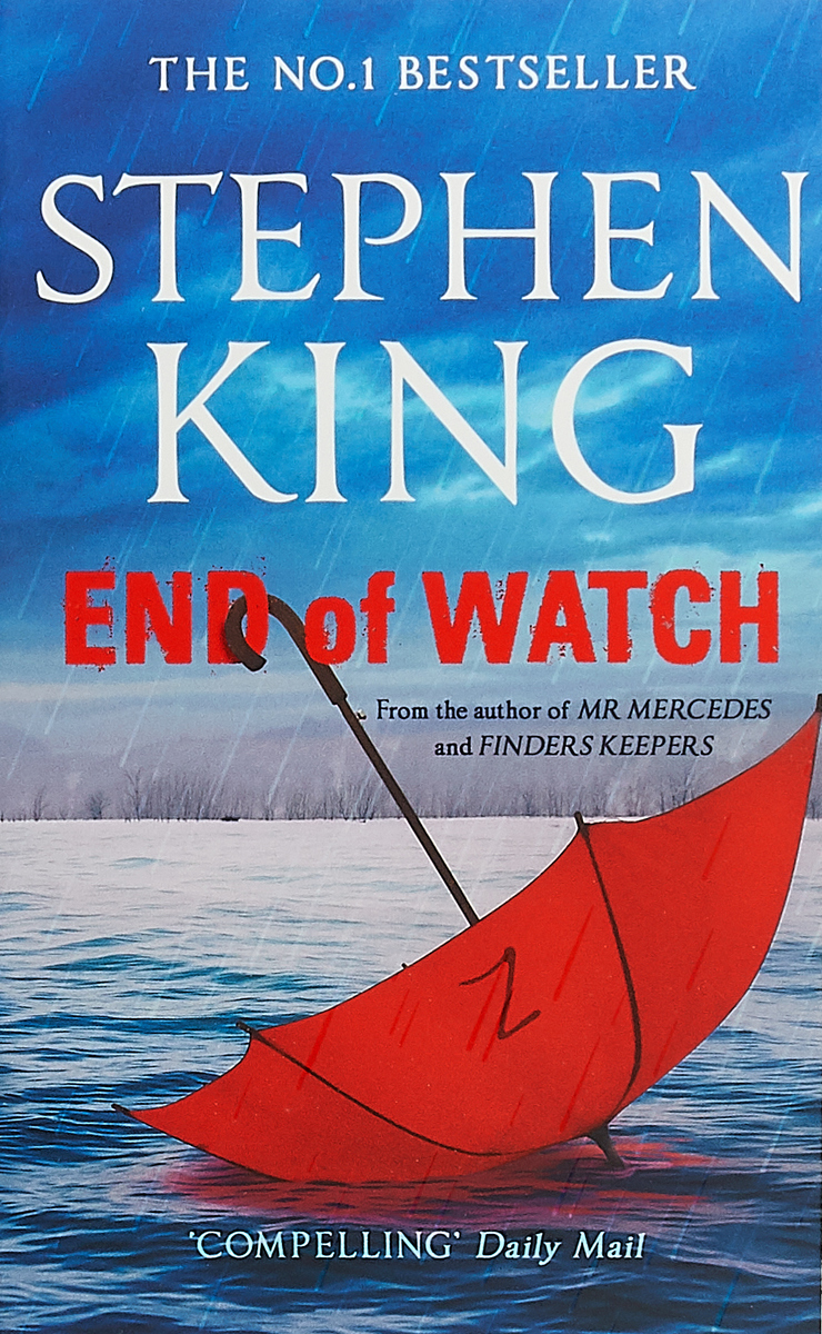End of Watch, King, Stephen king s end of watch