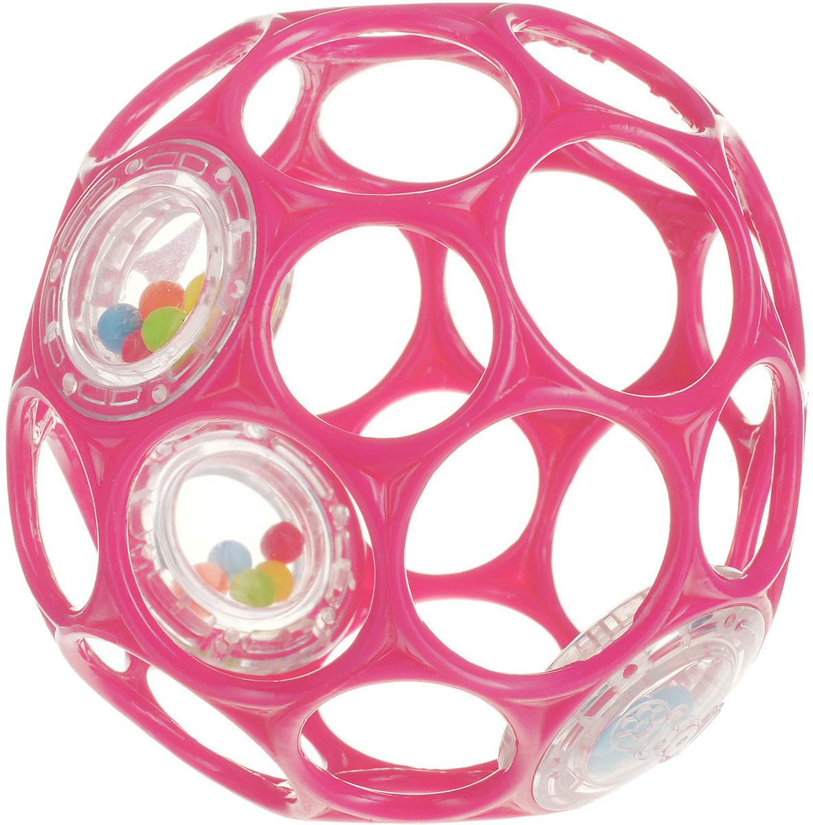 Oball Развивающая игрушка Мячик гремящий
