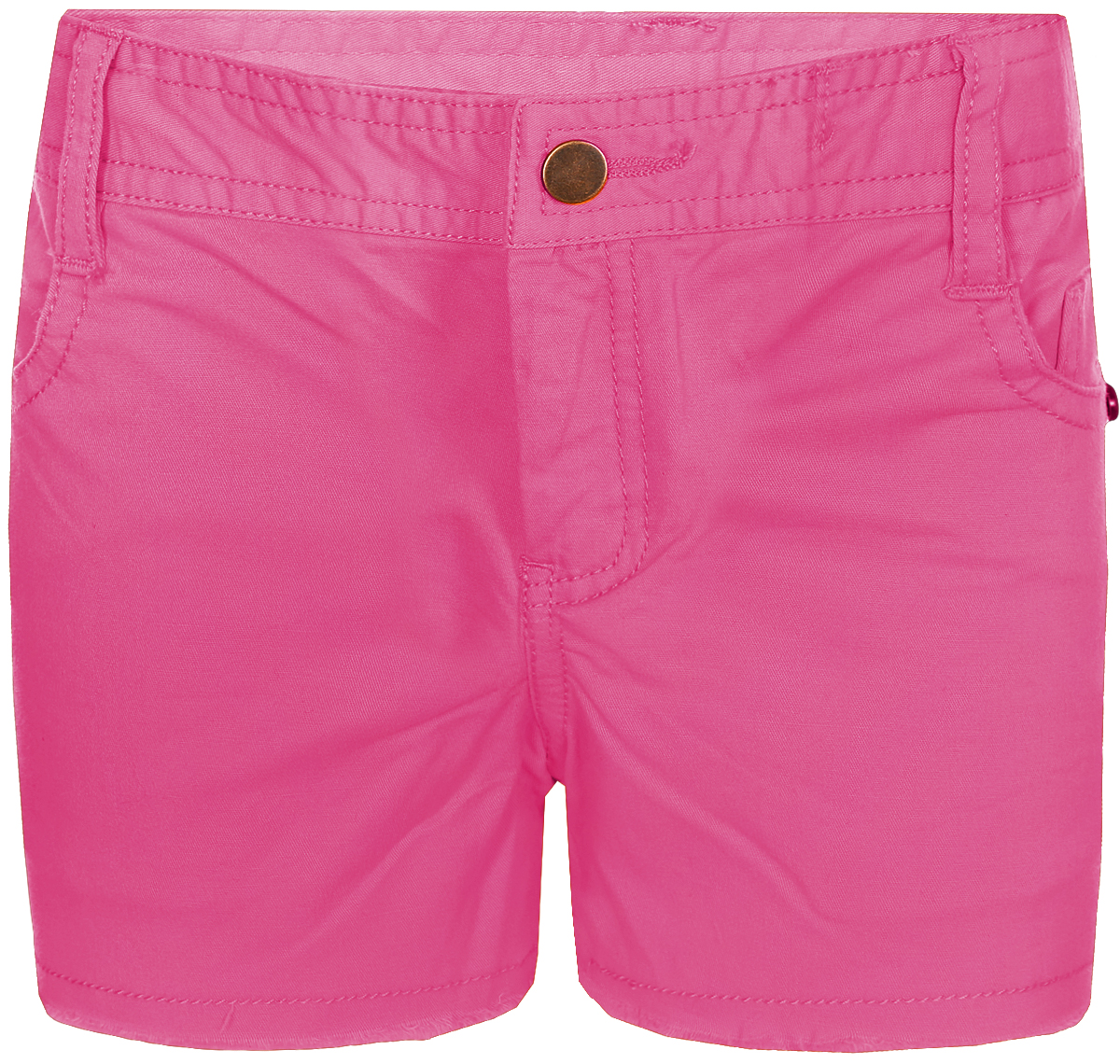 Шорты для девочки Sela, цвет: розовый. SH-515/524-8224. Размер 110, 5 летSH-515/524-8224