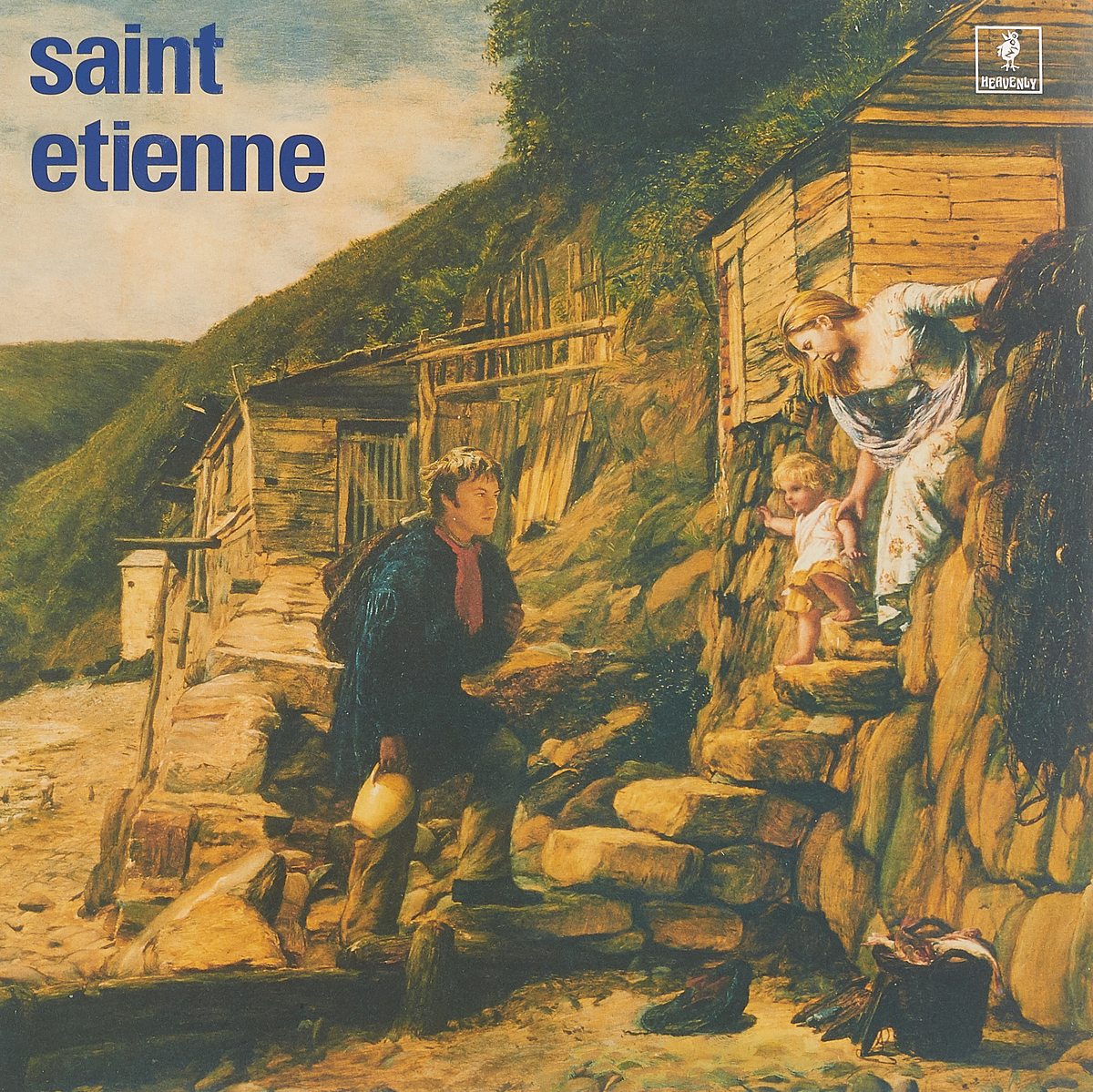 Saint Etienne Saint Etienne. Tiger Bay (Re-issue) (LP) as saint etienne stade de rennes fc