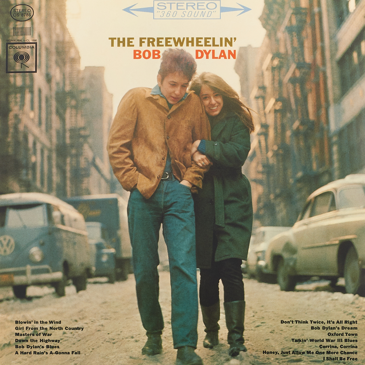 Боб Дилан Bob Dylan. The Freewheelin' Bob Dylan (LP) боб дилан bob dylan shot of love lp