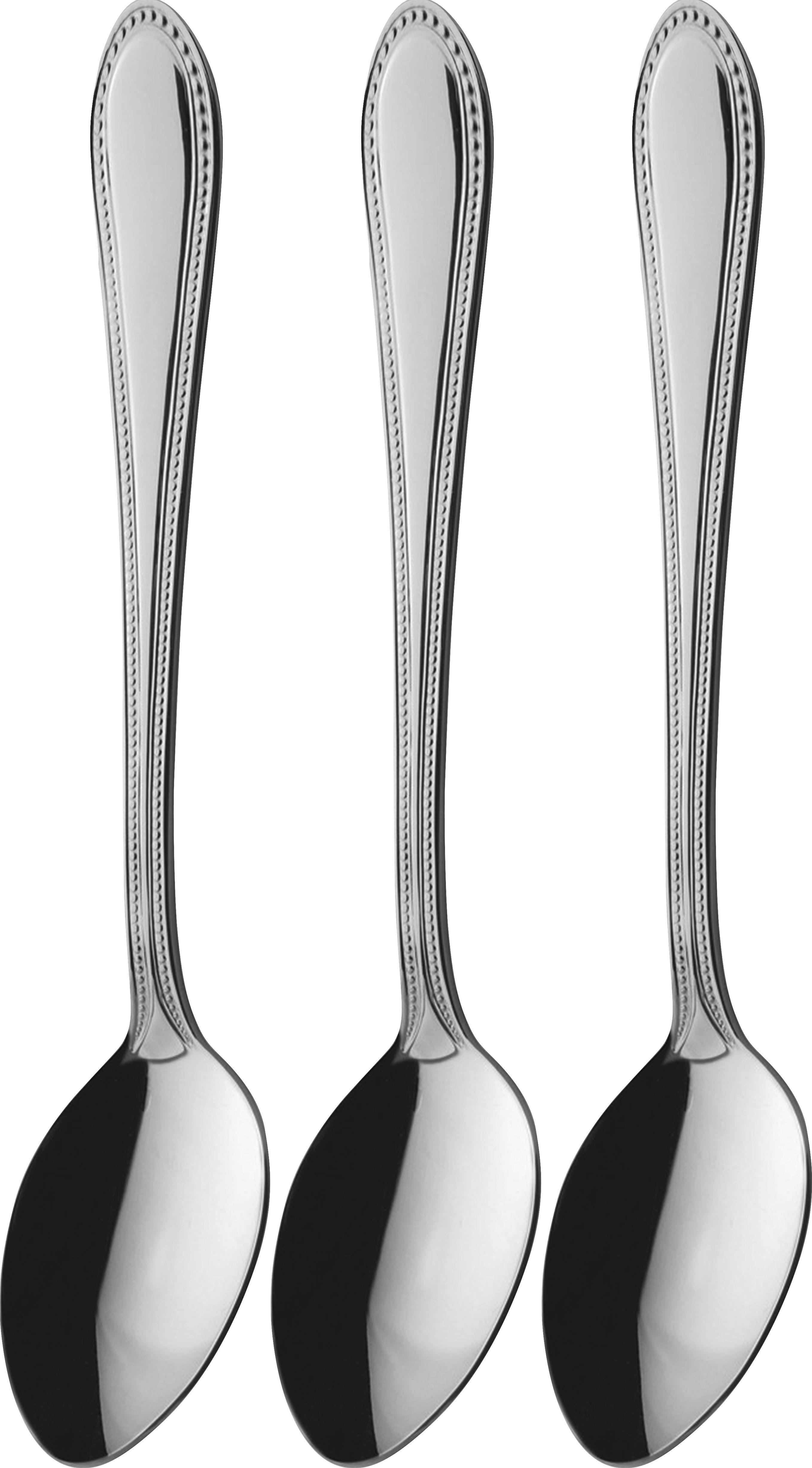 Набор столовых ложек Atmosphere Facile, 3 предметаAT-K358Набор столовых ложек классического дизайна из нержавеющей стали. Подходят для мытья в посудомоечной машине.