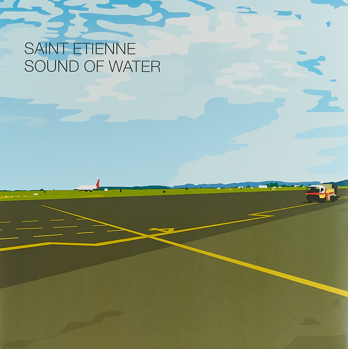 Saint Etienne Saint Etienne. Sound Of Water (Re-issue) (LP)