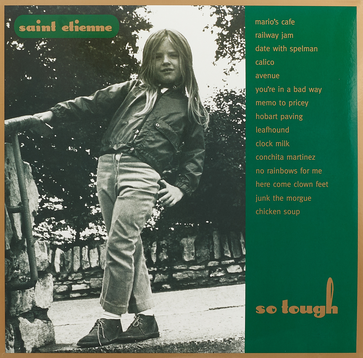Saint Etienne Saint Etienne. So Tough (Re-issue) (LP) as saint etienne stade de rennes fc