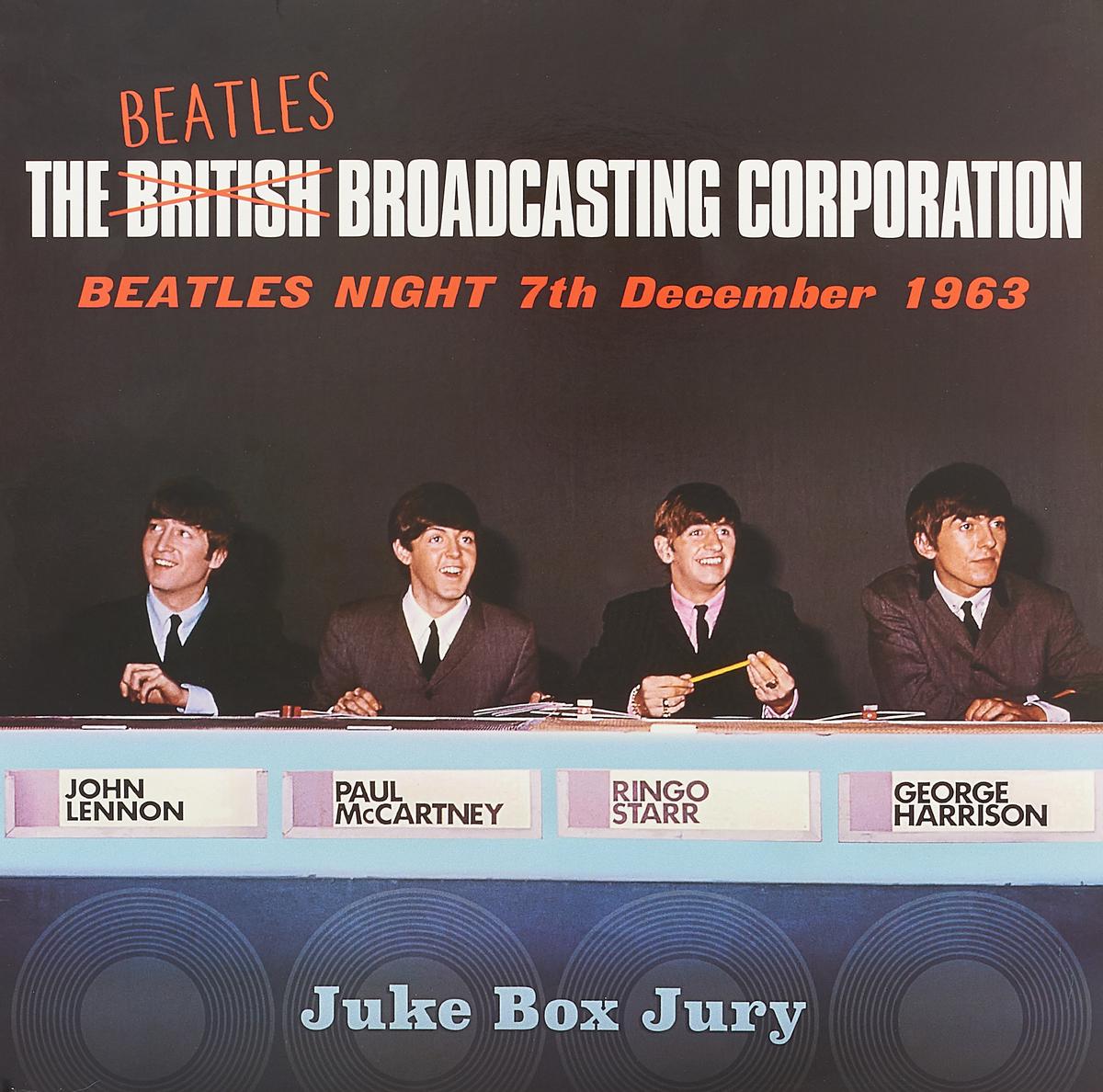 The Beatles The Beatles. Beatles Night 7th December 1963 (LP) издательство аст the beatles иллюстрированная биография