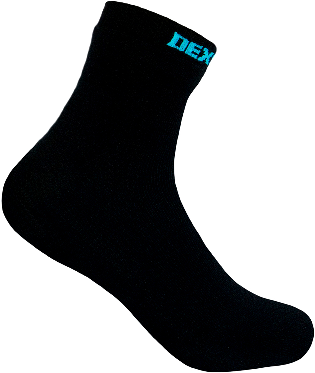 Носки водонепроницаемые Dexshell, цвет: черный. DS663BLK. Размер XL (47/49) носки kross krt tall размер xl черный t4cod000283xlbk