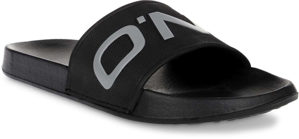 Шлепанцы мужские ONeill Slidewell Flip Flops, цвет: черный. 8A4518-9010. Размер 45 (44)8A4518-9010Мужские легкие шлепанцы из 100% ЭВА с фирменным логотипом