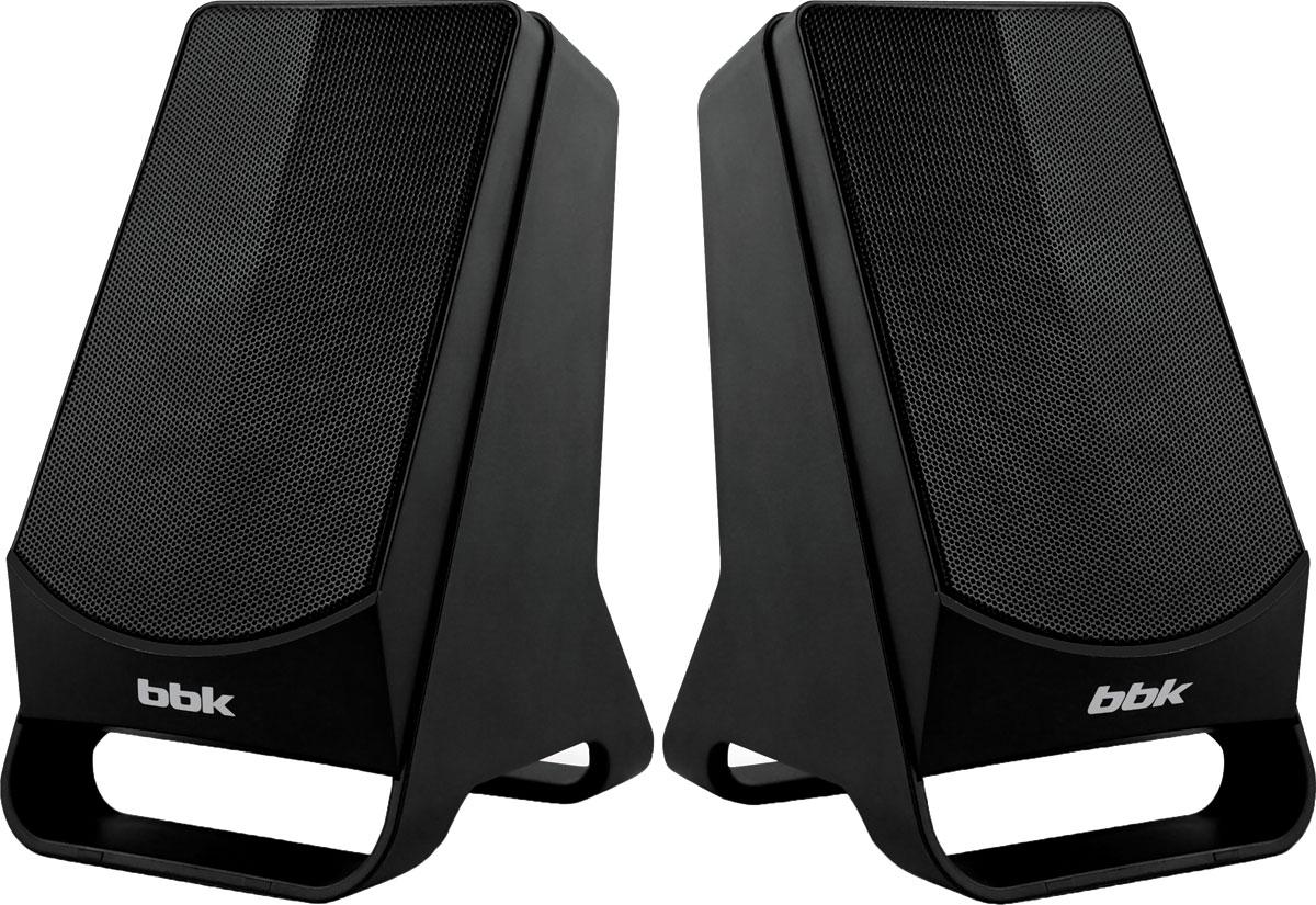 BBK CA-199S, Black акустическая система компьютерная акустика bbk ca 196s черный