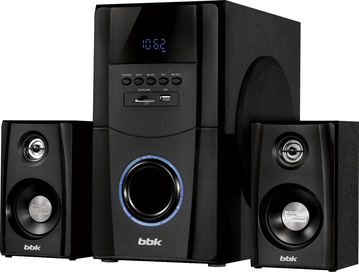 BBK CA-217S, Black акустическая система
