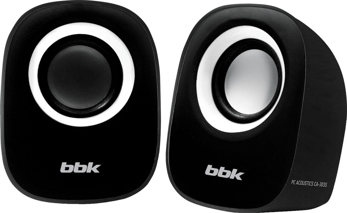 Zakazat.ru: BBK CA-303S, Black White акустическая система