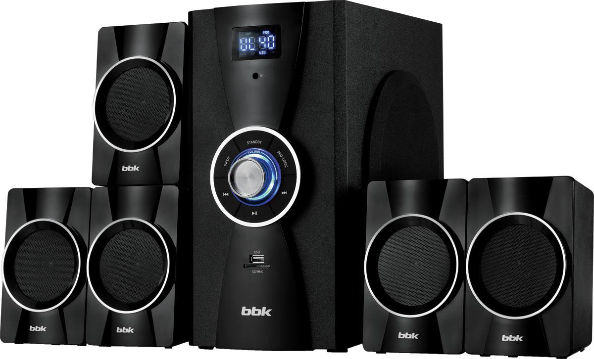 BBK MA-845S, Black акустическая система