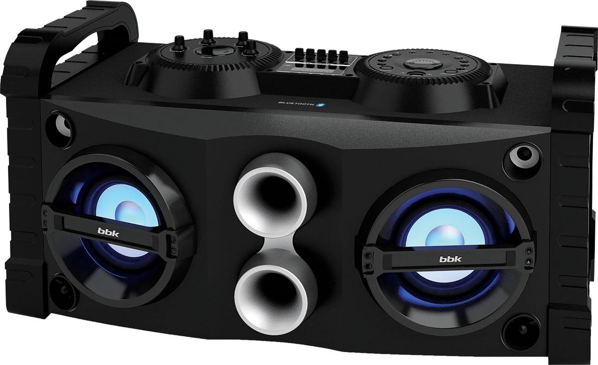 BBK AMS115BT, Black Dark Blue акустическая мини-система