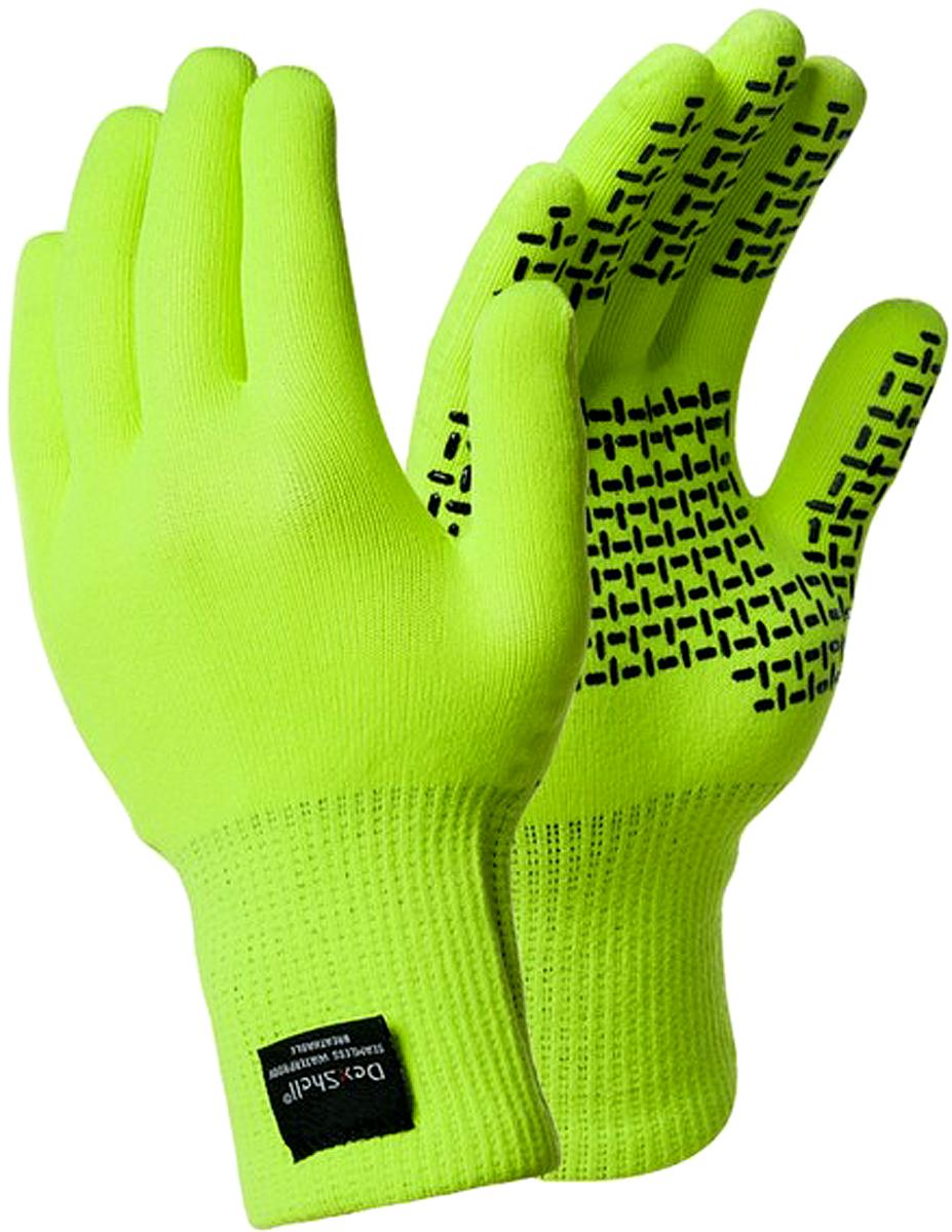 Перчатки Dexshell, цвет: салатовый. DG328H. Размер L (23/25)DG328H_TouchFit HY Gloves