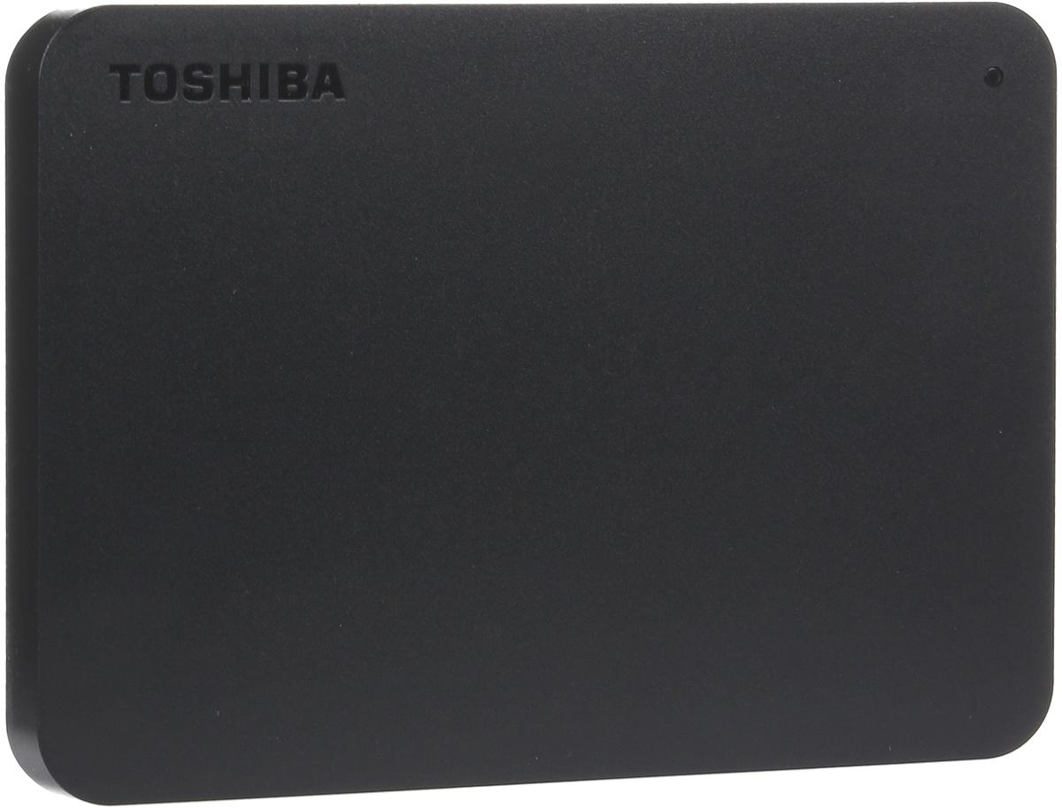 Toshiba Canvio Basics 2TB, Black внешний жесткий диск (HDTB320EK3CA)