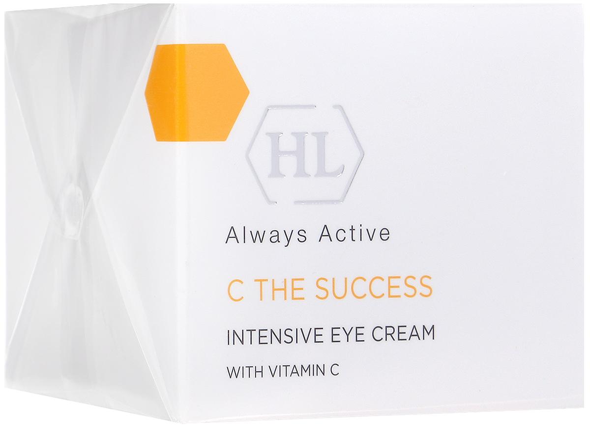 Holy Land Крем для век C The Success Eye Cream 15 мл holy land c the success intensive day cream with vitamin c интенсивный дневной крем 250 мл