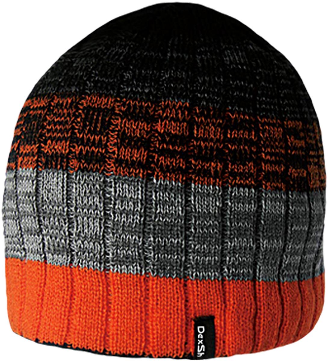 Шапка водонепроницаемая Dexshell, цвет: оранжевый. DH332N. Размер универсальный