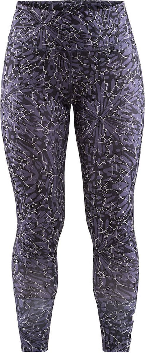 Тайтсы женские Craft Vibe, цвет: фиолетовый. 1905950/119760. Размер L (48) shangeryi умеренный фиолетовый цвет тип l