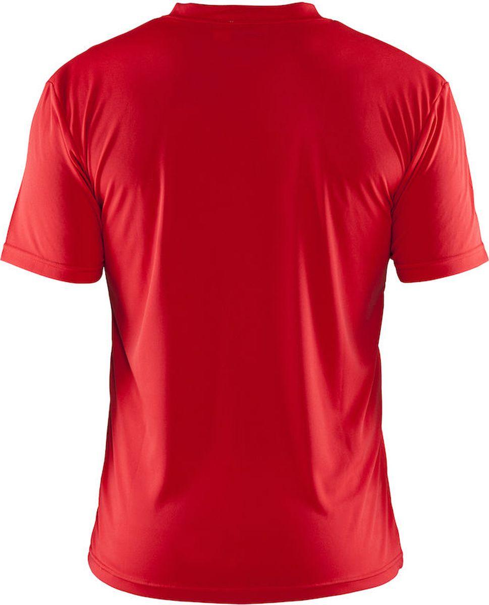 Футболка мужская Craft Prime Run, цвет:  красный.  199205/1430.  Размер XXL (54) Craft