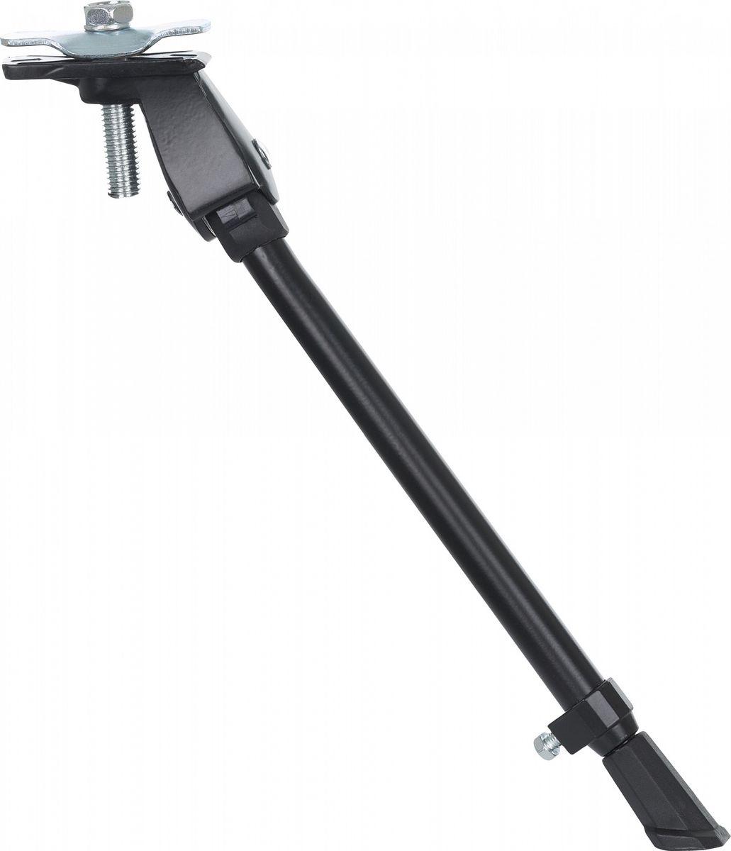 Подножка для велосипеда Stern, цвет: черный, 20-26CKS-3-S18Велосипедная подножка. Особенности модели: совместима с большинством велосипедов с диаметром колес 20-26 дюймов.
