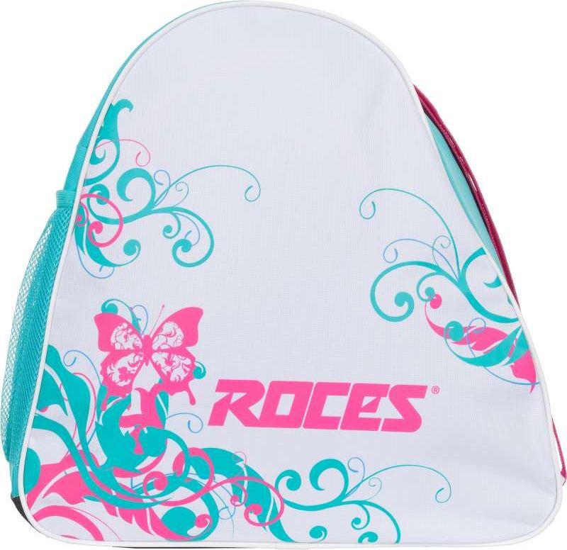 """Сумка для коньков """"Roces"""", детская, цвет: белый"""