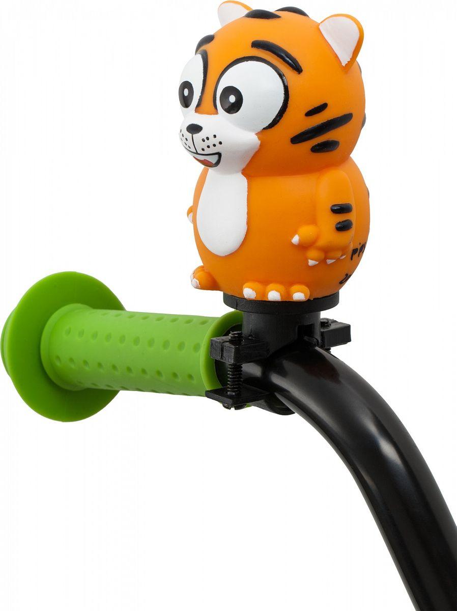 Детский сигнал для юного велосипедиста. Особенности модели: простое крепление на руль; быстрая установка.