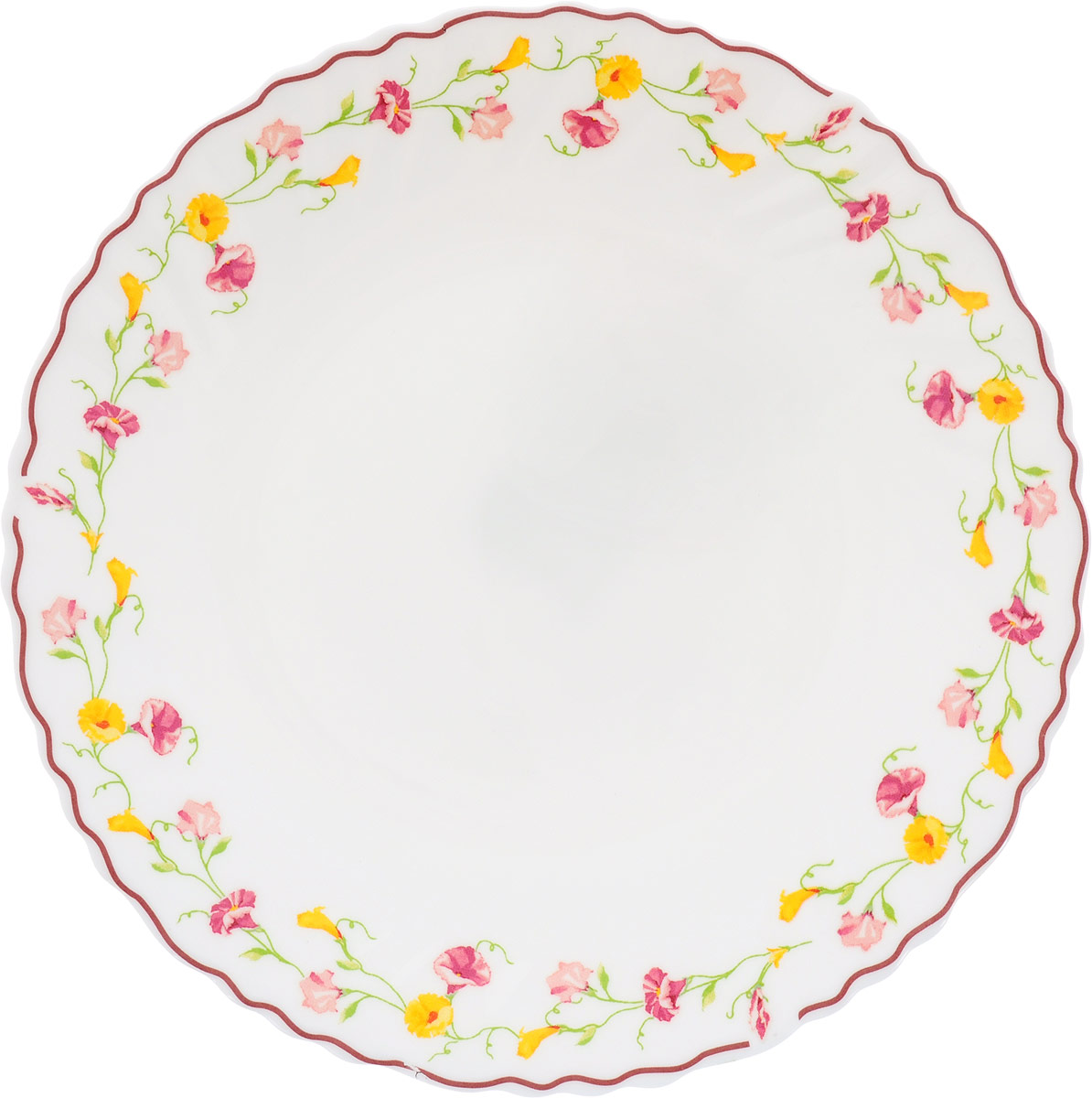 Тарелка десертная Chinbull Эльзас, диаметр 19 см cms 26 2 десертная тарелка гибискус pavone