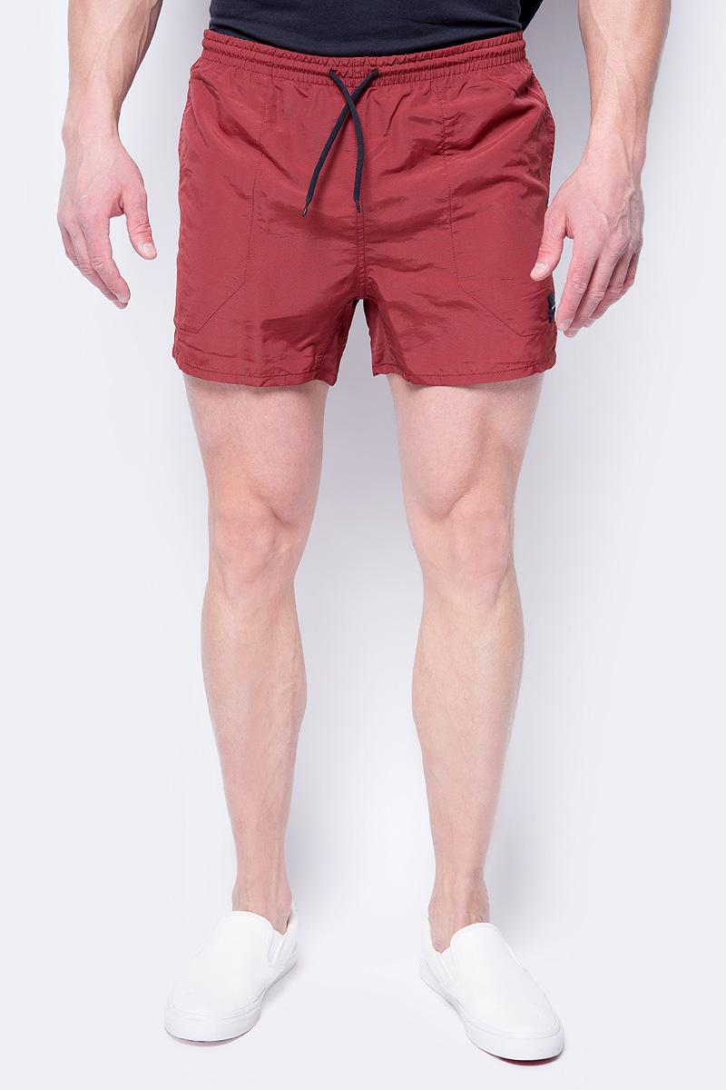Шорты мужские Only & Sons, цвет: бордовый. 22008688. Размер L (50)22008688