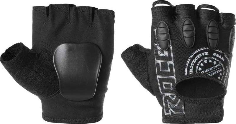 """Перчатки защитные Roces """"Protective Gloves"""", цвет: черный. Размер L"""