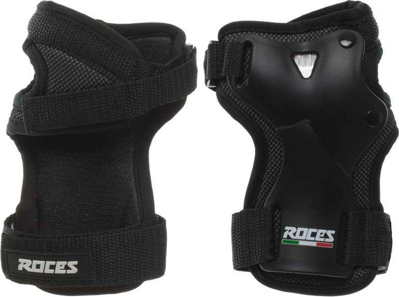 Защита запястий Roces Wrist Protection, цвет: черный. Размер M roces виды спорта