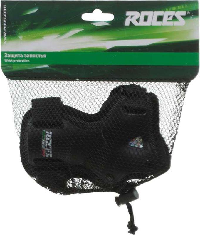 Защита запястий для катания на роликах. Воздухопроницаемый сетчатый материал обеспечивает отличную вентиляцию, а пластиковый каркас уменьшает риск получения ушибов и ссадин. Регулируемая система фиксации гарантирует комфорт и свободу движений.