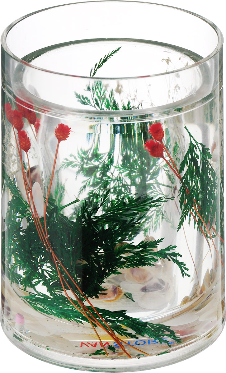 Стаканчик Маки, цвет: зеленый стаканчик маки