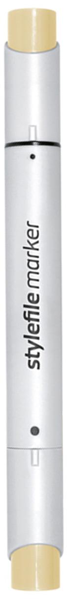 Stylefile Маркер двухсторонний Brush цвет 114 коричнево-серыйSFBR114Маркеры Stylefile Brush— это профессиональные маркеры со спиртовыми чернилами для дизайнеров, граффити-художников, иллюстраторов. Благодаря эргономичному корпусу маркеры идеально ложатся в руку, ими легко работать. Каждый маркер имеет по два пера: кисть с одной стороны для мелких или детальных работ и широкое скошенное перо для больших площадей закрашивания. Основные характеристики:124 оттенка (включая блендер).Круглый корпус.2 наконечника: кисть и плоский скошенный.Герметичный колпачок, препятствующий высыханию.Дозаправляемые.