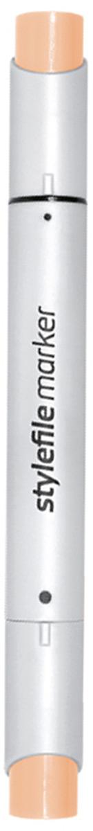 Stylefile Маркер двухсторонний Brush цвет: 206 бежевый розовыйSFBR206Маркеры Stylefile Brush— это профессиональные маркеры со спиртовыми чернилами для дизайнеров, граффити-художников, иллюстраторов. Благодаря эргономичному корпусу маркеры идеально ложатся в руку, ими легко работать. Каждый маркер имеет по два пера: кисть с одной стороны для мелких или детальных работ и широкое скошенное перо для больших площадей закрашивания Основные характеристики:124 оттенка (включая блендер)Круглый корпус2 наконечника: кисть и плоский скошенныйГерметичный колпачок, препятствующий высыханиюДозаправляемые.