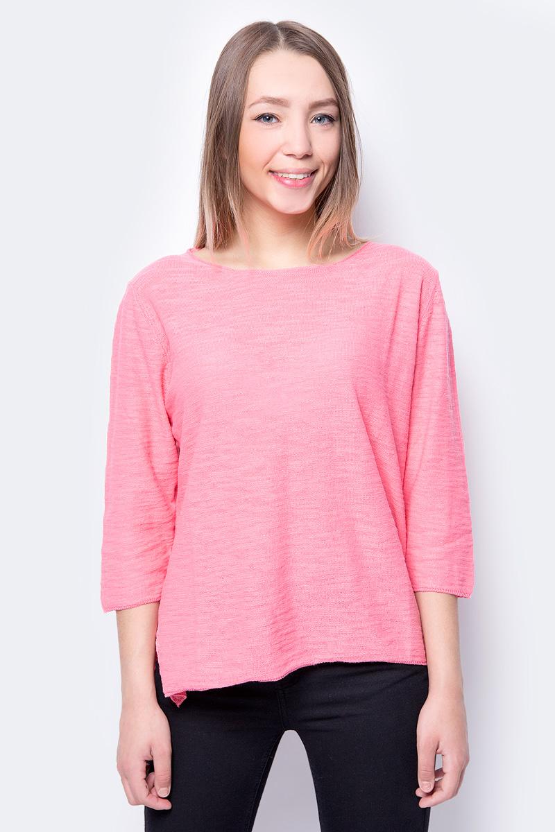 Кофта женская United Colors of Benetton, цвет: розовый. 105GD1C66_3R5. Размер XS (40/42) кофта женская детройт