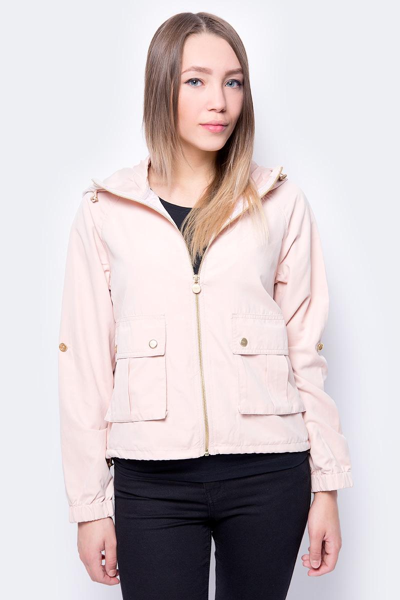 Куртка женская Only, цвет: розовый. 15148755. Размер L (46)15148755