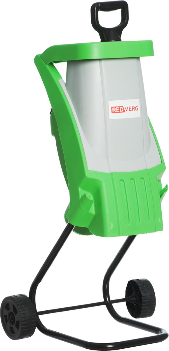 """Измельчитель садовый RedVerg """"RD-GS240"""", цвет: зеленый"""