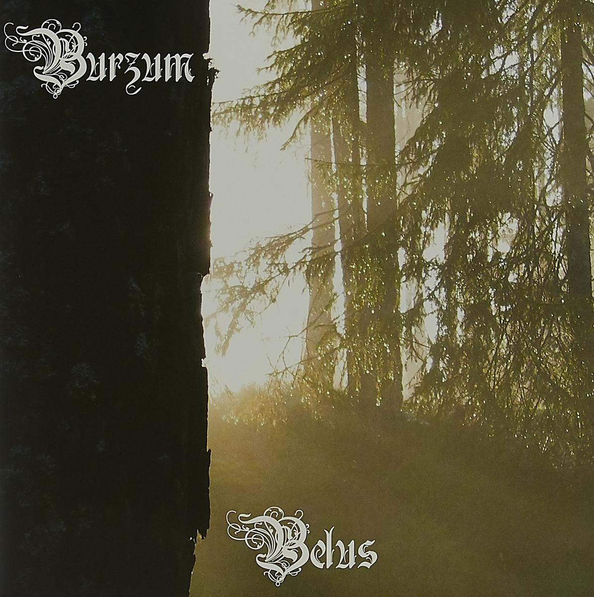 Фото - Burzum Burzum. Belus (2 LP) burzum burzum anthology 2 lp