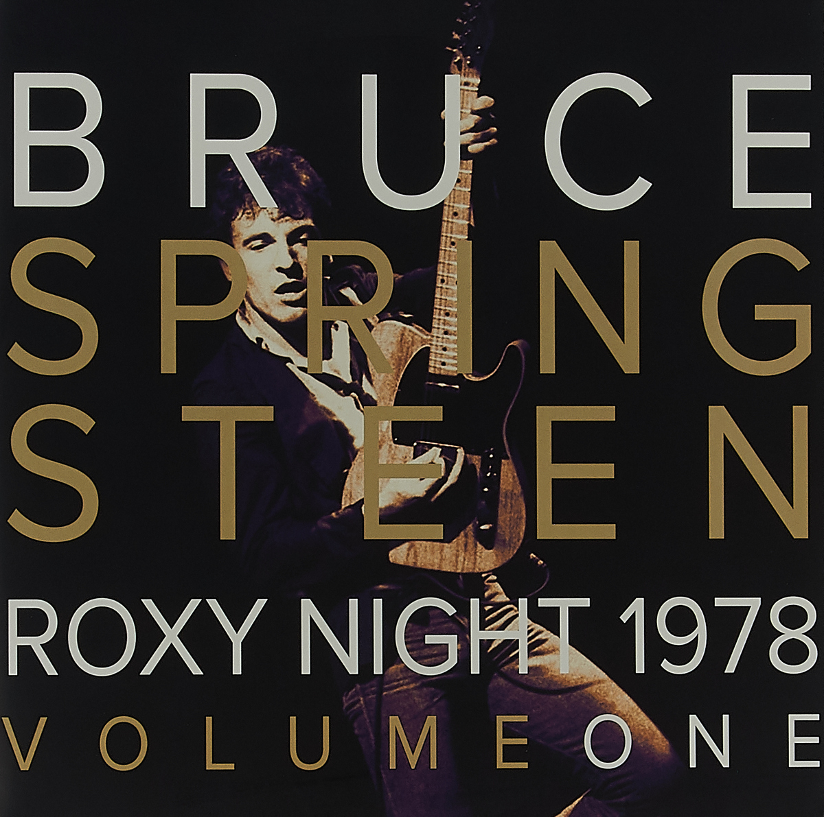 Брюс Спрингстин Bruce Springsteen. 1978 Roxy Night Vol.1 (2 LP)
