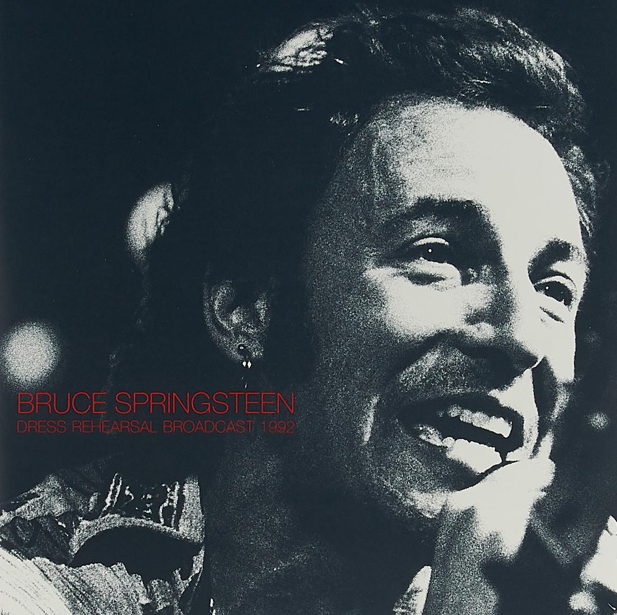 Фото - Брюс Спрингстин Bruce Springsteen. Dress Rehearsal Broadcast 1992 (2 LP) dress 0125441 83