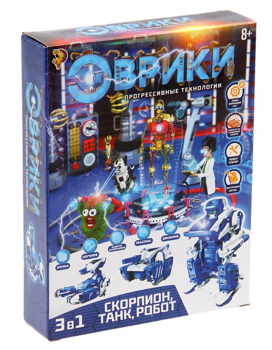 Эврика Электромеханический конструктор Робот - Конструкторы