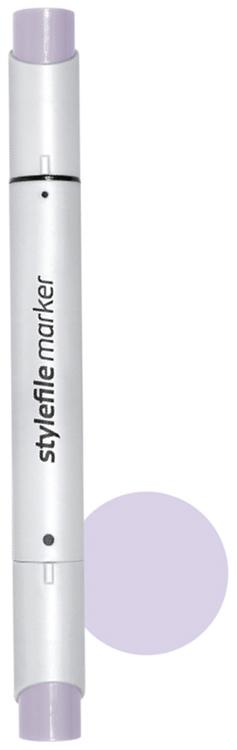 Stylefile Маркер двухсторонний Brush цвет: 414 фиолетовый темный светлыйSFBR414Маркеры Stylefile Brush— это профессиональные маркеры со спиртовыми чернилами для дизайнеров, граффити-художников, иллюстраторов. Благодаря эргономичному корпусу маркеры идеально ложатся в руку, ими легко работать. Каждый маркер имеет по два пера: кисть с одной стороны для мелких или детальных работ и широкое скошенное перо для больших площадей закрашивания Основные характеристики:124 оттенка (включая блендер)Круглый корпус2 наконечника: кисть и плоский скошенныйГерметичный колпачок, препятствующий высыханиюДозаправляемые.