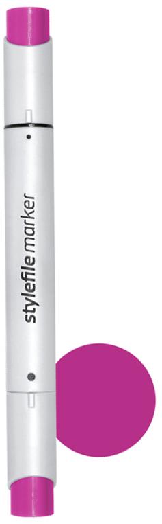 Stylefile Маркер двухсторонний Brush цвет: 464 фиолетовый светлыйSFBR464Маркеры Stylefile Brush— это профессиональные маркеры со спиртовыми чернилами для дизайнеров, граффити-художников, иллюстраторов. Благодаря эргономичному корпусу маркеры идеально ложатся в руку, ими легко работать. Каждый маркер имеет по два пера: кисть с одной стороны для мелких или детальных работ и широкое скошенное перо для больших площадей закрашивания Основные характеристики:124 оттенка (включая блендер)Круглый корпус2 наконечника: кисть и плоский скошенныйГерметичный колпачок, препятствующий высыханиюДозаправляемые.